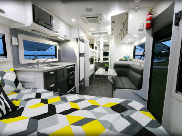 Sunseeker Caravans